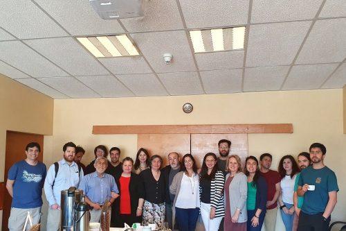 Informática UACh celebró el día de la secretaria